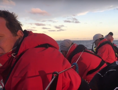 Listen: William Goodfellow chats about Groupama New Caledonia Race