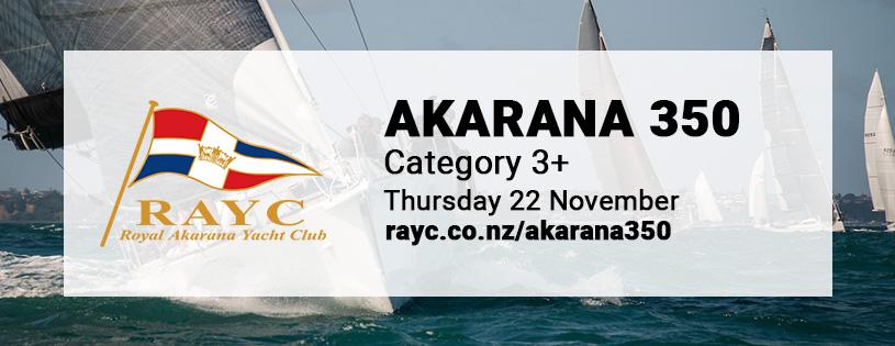 Akarana350
