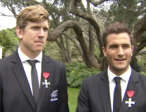 Honourary Life Members proud recipients of NZ Order of Merit