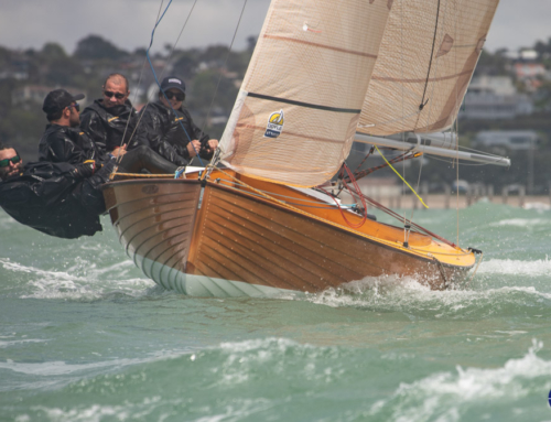 Matara steals the bullets in an epic day of M-Class Racing