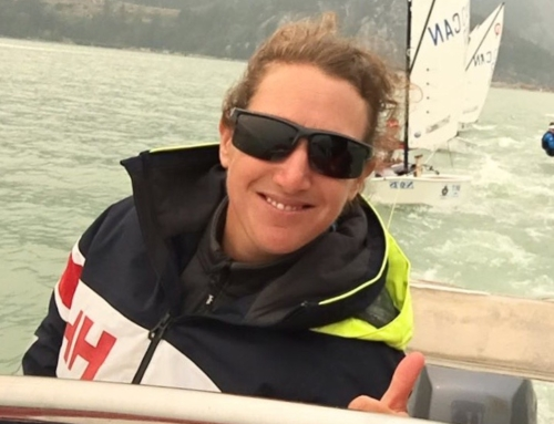 Maria Ferrario joins the team as Head Coach