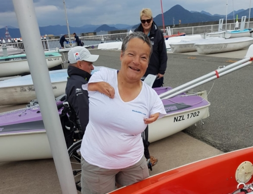 Royal Akarana Yacht Club Hansa Sailors Arrive In Japan for Worlds