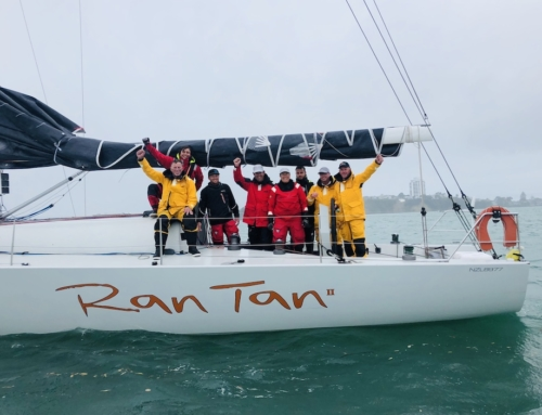 Ran Tan II – Inaugural Record Holders for the Akarana 350