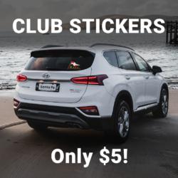 Club-Stickers