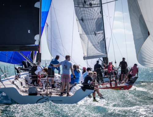 2018 Gold Cup Race 4 – Photos