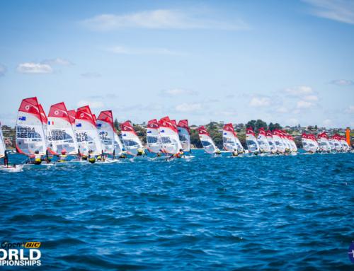 Akarana Sailing Academy kids shine at their first World Championships regatta