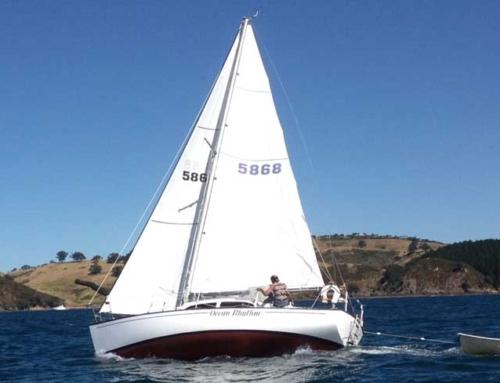RAYC farewells cruising stalwart Mac Nell