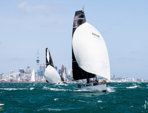 Exhilarating start to the 2019 Round White Island Race