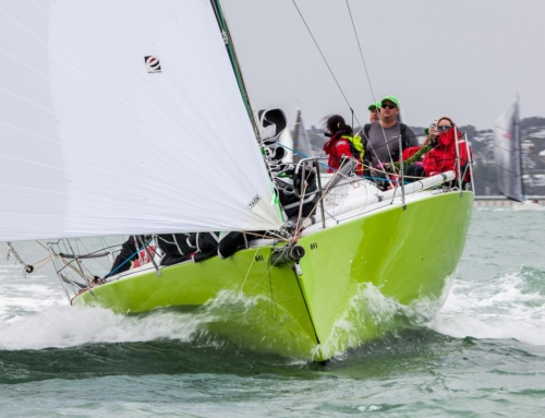 Motorboat crew excited to mix it up for the Round White Island Race