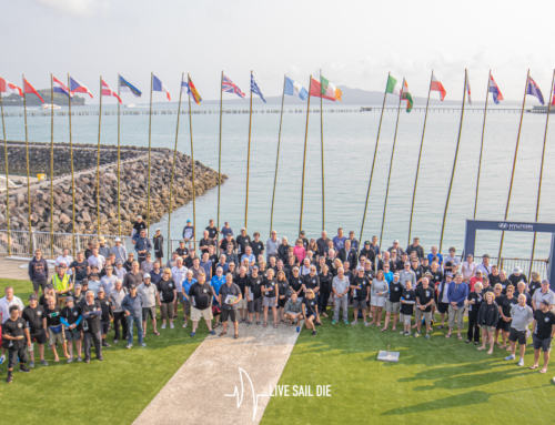 Hyundai NZ 49er, 49erFX & Nacra 17 World Championships – A special thanks to All RAYC Members, Family, Friends and supporters.