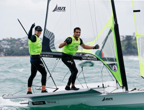 RAYC Sailors Announced in NZL Sailing Team for Tokyo 2020 Olympic Games