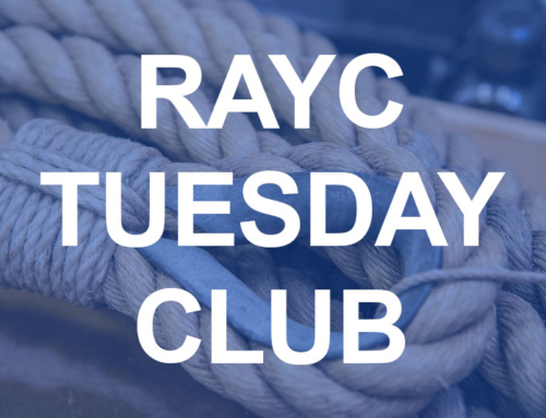 """Introducing """"The Tuesday Club"""""""