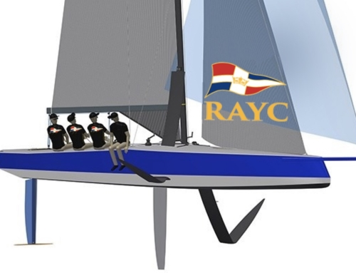 Royal Akarana Yacht Club to challenge for the Youth America's Cup in 2021