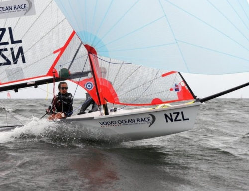 13 Akarana sailors to race for the 29er National Championship