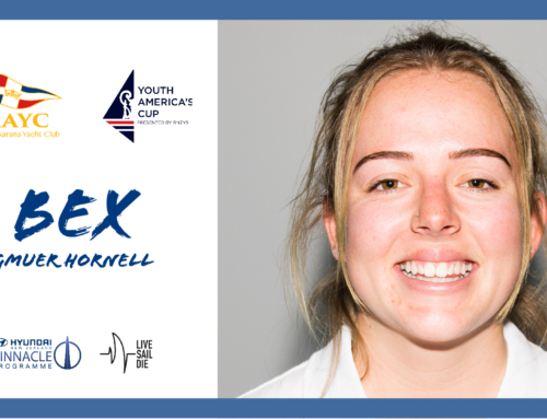 RAYC Youth America's Cup Squad: Bex Gmuer Hornell