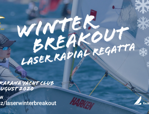 Royal Akarana Yacht Club to host mid-winter Laser Radial regatta